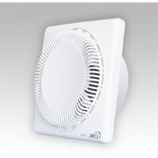 Вентилятор D100 DISC 4C, с обратным клапаном, ЭРА