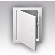 Дверца ревизионная 318*418 мм, с фланцем 296*396 мм, Л3040 АБС, ЭРА