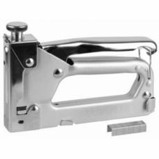 Степлер скобозабивной, тип  53,  4- 8 мм, металлический корпус, (упак-20 шт) STAYER MASTER