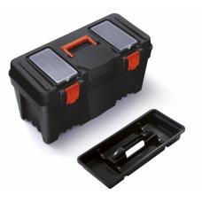Ящик для инструмента, 327*286*598 мм, MUSTANG N25R2A, ЧЕРНЫЙ