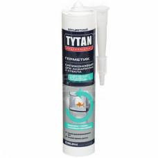 Герметик TYTAN Professional, для аквариумов и стекла, силиконовый, БЕСЦВЕТНЫЙ, 310 мл, (упак-12 шт)