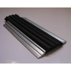 Полоса алюминиевая АлПл01-500, 20*2,0*2000 мм, без покрытия, (упак-5 шт)