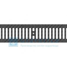 Решетка водоприемная РВ -10.13,6. 50, щелевая чугунная ВЧ, кл.С250