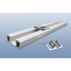 Рейка крепежная для панелей ПВХ, длина 3 м, (упак-25 шт)