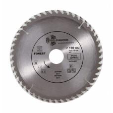 Диск пильный по дереву 190*30 мм, 48Т, TRIO-DIAMOND