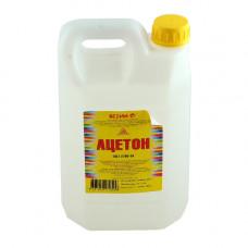 Ацетон  5 л, (упак- 6 шт) ЯСХИМ