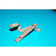Кронштейн 16 мм металлический, ВЕРХНИЙ