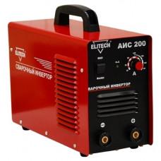 Инвертор сварочный, электрический, 180, 5,2 кВт/160А/ПВ=80%/1,6-4 мм/160-240В, 5 кг ELITECH