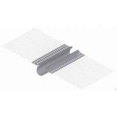 Профиль деформационный ПВХ  Е-образный, 2500 мм