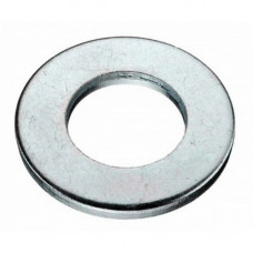 Шайба DIN125 M 5, плоская, (упак- 100 шт) ЧЕРНАЯ