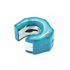 Труборез ладонный PIRANHA, 22 мм (3/4) для медных труб и др.металлов, храповый механизм, GROSS/РАС