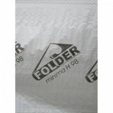 FOLDER MINIMA H98, пароизоляционная плёнка 1,5*50 м, 98 гр/кв.м