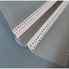 Профиль деформационный ПВХ  V-образный, 2500 мм