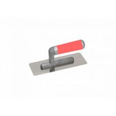 Кельма 200*80 мм, CORTE 0461C, венецианская, нержавеющая сталь 0,7 мм
