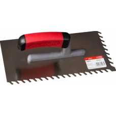 Гладилка 130*270 мм, CORTE 0487C , ЗУБЧАТАЯ специальной формы для максимального покрытия поверхности