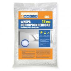 Фибра полипропиленовая 12 мм, 600 гр, (упак-12 шт)