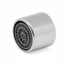 Аэратор для трубчатого излива, металлический, внутренняя резьба