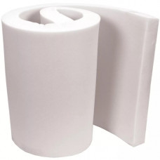 Поролон мебельный, 2000*1000*100 мм, листовой, (упак-1 шт)