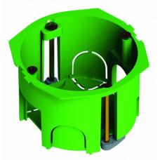 Коробка установочная D68 * 45 мм, для полых стен, пластиковые лапки, HEGEL
