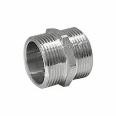Бочата DN15, НР/НР, никелированный, VRT