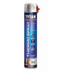 Пено-клей TYTAN Professional THERMOSPRAY, для теплоизоляции, БЫТОВОЙ, 800 мл, (упак-12 шт)