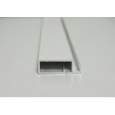 Профиль рамный дверной 32 мм, БЕЛЫЙ, L=6000 мм, (упак-120 пог.м)