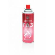 Газ для портативных плит 220 ml, всесезонный (упак-12 шт)