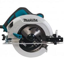 Пила дисковая D190*30 мм, 1200 Вт, 5200 об/мин, рез 90°-66 мм, 45°-46 мм, MAKITA