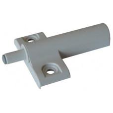 Амортизатор НАКЛАДНОЙ D13*65 мм, СЕРЫЙ, (упак-1000 шт) IG