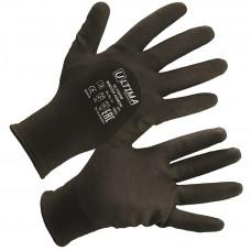 Перчатки WINTER ARMOR, с нитриловым покрытием утепленные, р.11, (упак-12 пар) ULTIMA