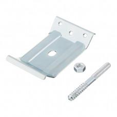Стяжка стола с винтом 2 мм, цинк (упак-50 шт)