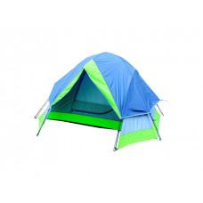 Палатка Ronin Siberia, 200*150*120 см, 2-хместная/однослойная/дуговая, в чехле, антимоскитная сетка