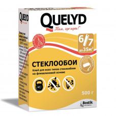 """Клей обойный """"QUELYD"""", для стеклообоев, 500 г, (упак-30 шт)"""