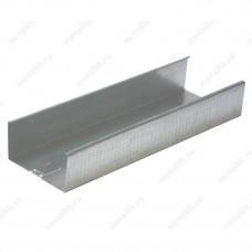 Профиль стеновой ПСС 100*50*3000/0,6 мм, стоечный, (упак-12/180 шт)